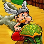 Play Asterix & Obelix Bike