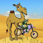 Play Desert Bike