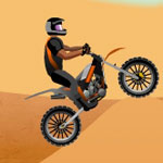 Play Dirt Bike - Sahara Challenge