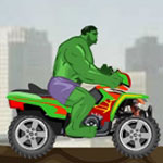 Play Hulk ATV