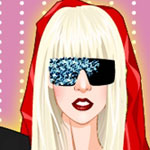 Play Lady GaGa Dress Up