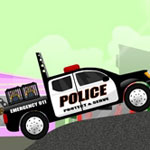 Play Police Truck