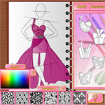 Play Prom Dress Design