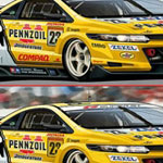 Play Spot Differences Race Car