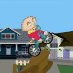 Play Stewie Bike
