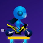 Play Stunt Bike Draw 2